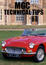 MGC Technical Tips